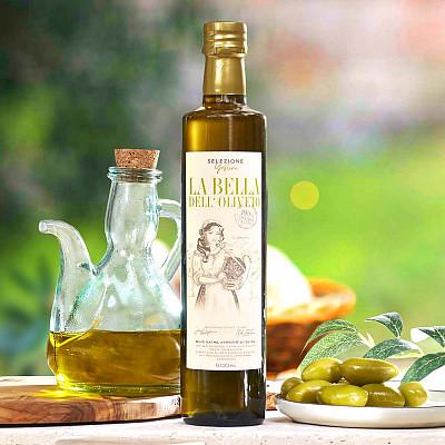 Echt klasse: La Bella Bestes Olivenöl Italien 2019 Deal