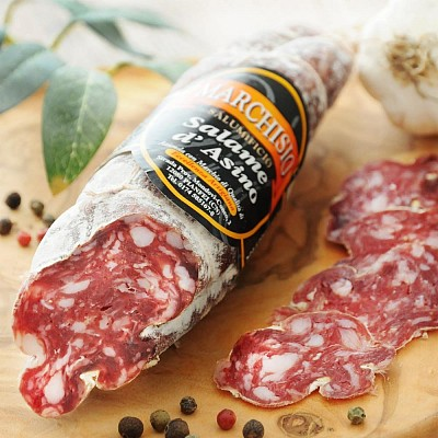 Shopping-Tipp: Eselsalami dem Piemont Hit