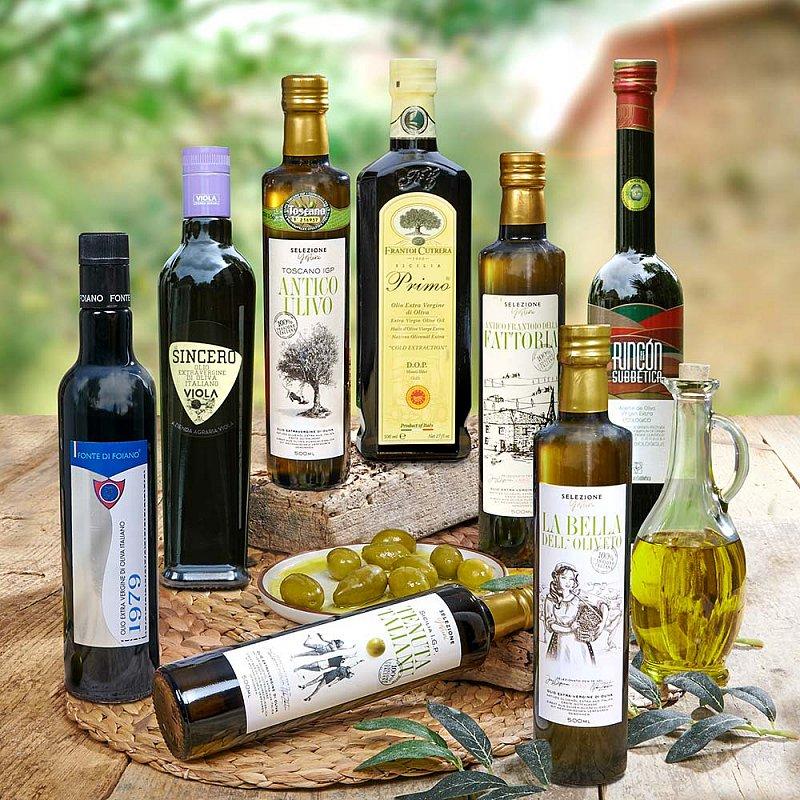Artikel klicken und genauer betrachten! - Die größten Olivenmagier Italiens pressen exklusiv für Gustini hauseigene Spitzenöle. Ihr Vorteil? Spitzenpreise für Spitzenqualitäten! Dazu die Goldmedaillengewinner des Olio-Awards 2020. Im Set sogar nochmal günstiger.   im Online Shop kaufen