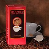 Manaresi Espresso Pads ESE cialda Cialde Tabs