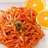Linguine all'arancia