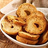 Crostini - Knusprige Brotkringel