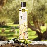 O-Med Picual Testsieger Olivenöl in der Glasflasche