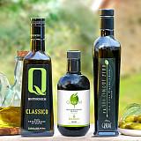 Testsieger Olivenöl Gold – Trio 3x