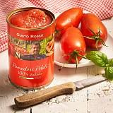 Pomodori pelati Gusto rosso