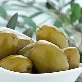 Olive Belle di Cerignola in salamoia