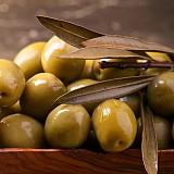 Olive verdi Nocellara in salamoia