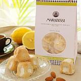 Amaretti morbidi al limone