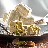 Tartufi dolci al pistacchio