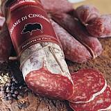 Salami vom Toskana-Wildschwein