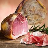 Milder toskanischer Traditions-Schinken - Prosciutto