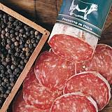Rindersalami vom Toskana-Stier