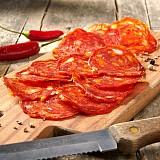 Salami mit Chilicreme - Aufschnitt