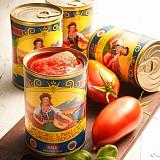San Marzano Tomaten 4er Vorteilspaket