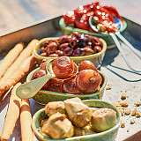 Antipasti-Probierset - Vegetarisch