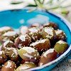 Taggiasca Oliven ohne Stein in Öl eingelegt