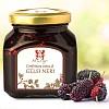 Sizilianische Konfitüre aus schwarzen Maulbeeren
