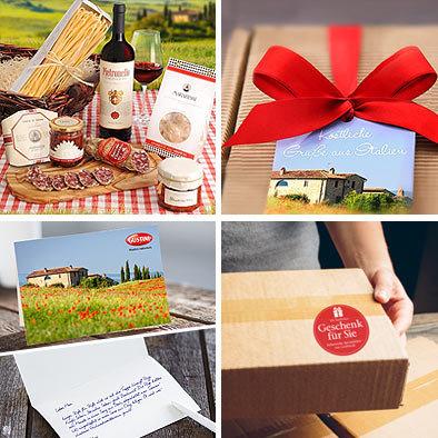 Geschenkideen verschicken